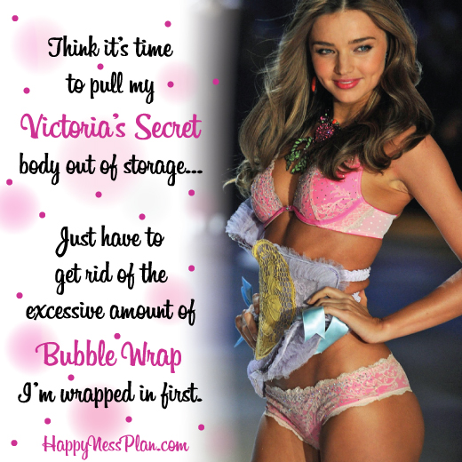 Victoria's Secret Motto